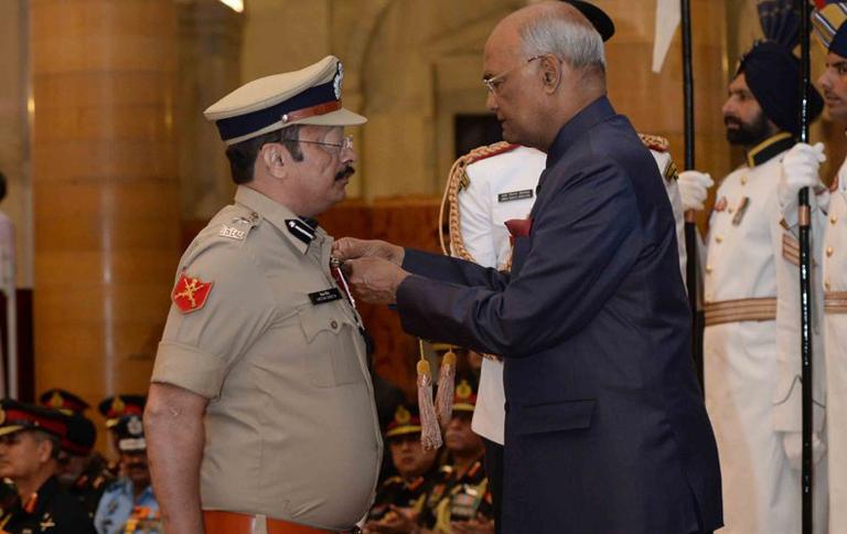 Chetan_Kumar_Cheeta, CRPF_Commandant, CRPF, The_Real_Hero