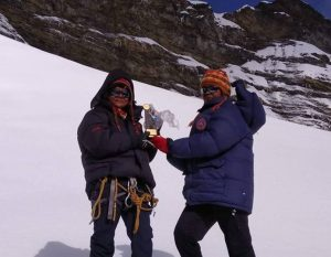 mountain girl naina singh